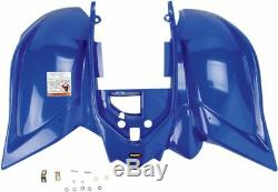 Yamaha Yfm700r Raptor 06-12 Maier Standard Rear Mudguard Dark Blue