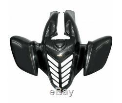 Yamaha Yfm 660 Raptor - Mudguard - M18985bk