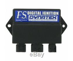 Yfm Yamaha Raptor 660 R -02 / Case 05- Ignition CDI High Performance Dynatek