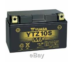 Yzf Yamaha R1-r6-fz8-mt07-mt09-xsr700 / T-max / Mt10 / Yfm 350 R Raptor Battery