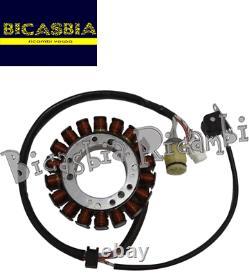 14458 Stator Aimant Pour Volant D'Inertie Yamaha 350 Raptor YFM 350 X