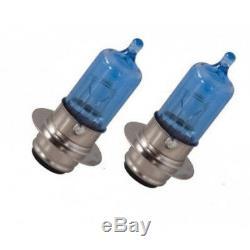 2 Ampoules phare bleu Quads Yamaha Raptor 700 YFM de 2006 à 2012