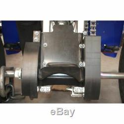 4401243 Sabot arrière AXP PHD 6mm noir Yamaha YFM250R Raptor