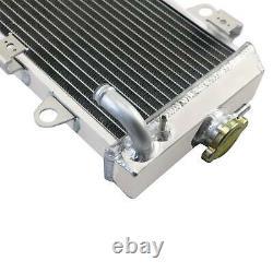 Aluminium Courses Radiateur Pour Yamaha AVT Raptor YFM 700 700R 2006-2014 07 08