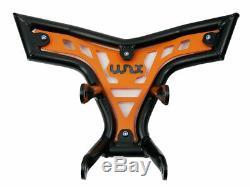 Avant Pare-Chocs Yamaha Raptor YFM 700 R Orange