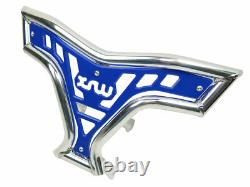 Avant Pare-Chocs pour Yamaha Raptor YFM 350 R, Bleu