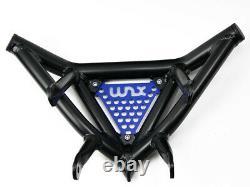 Avant Pare-Chocs pour Yamaha Raptor YFM 660 R Bleu