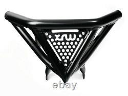 Avant Pare-Chocs pour Yamaha Raptor YFM 660 R Noir