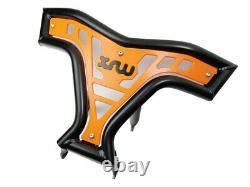 Avant Pare-Chocs pour Yamaha Raptor YFM 700 R Orange