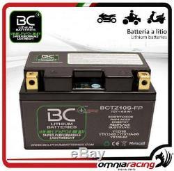 BC Battery moto lithium batterie pour Yamaha YFM350 RV RAPTOR 20062006