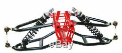 Bras A étendus sport+2'' de large réglable Pour Yamaha YFM660R Raptor 660R 01-05