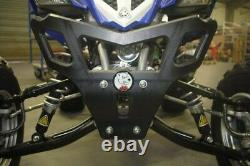 Bumper AXP Baxper PHD noir Yamaha YFM700 Raptor BUMPER PHD BAXPER YFM700 RAPTOR