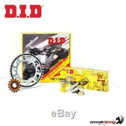 DID Kit trasmiss. Chaîne couronne pignon Yamaha YFM660RM/RP/RR Raptor 01051461