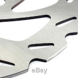 Disques et plaquettes de frein arrière avant pr Yamaha Raptor 660 YFM660R 01-05