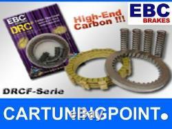 EBC EMBRAYAGE CHARBON YAMAHA YFM 350 S/T/V / r-wv / RW / RX/RY Raptor drcf033
