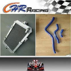 FOR Aluminium radiator and hose Yamaha RAPTOR 660 YFM 660 YFM660R 2001-2005