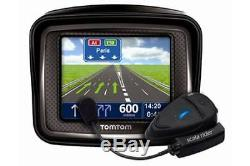 GPS NAVIGATION MOTO RIDER PRO 3.5 POUCES 45 PAYS Yamaha YFM 700 RSPX Raptor Sp. E