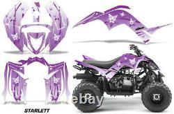 Graphique Kit Décalque Autocollant Drapé Pour Yamaha Raptor 90 YFM90 16-20