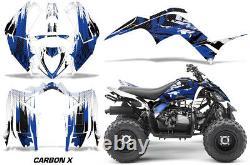 Graphiques D' Kit Décalque Autocollant Drapé Pour Yamaha Raptor 90 YFM90
