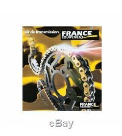 Kit chaine France Equipement Yamaha YFM. 350. RAPTOR'04/14