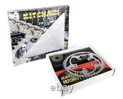 Kit chaine Yamaha YFM 700 R RAPTOR 1S3 06-11 2006 2011 1438 520 Renforcé