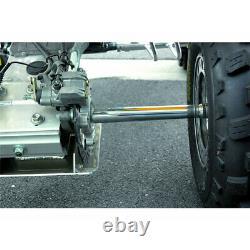 MS2111 Arbre de roue +2 ART Yamaha YFM350R Raptor