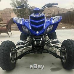 Prolongé A-Bras+ 2''Large Réglable Pour Yamaha YFM660R Raptor 660R 2001-2005 ATV