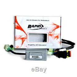 Rapid Bike Easy ECU Tuning + Installation Électrique Yamaha YFM R Air Raptor 700