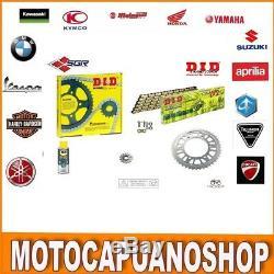 Set Transmission DID Chaîne Engrenage Pignon Yamaha 700 YFM R Raptor 2006 2007