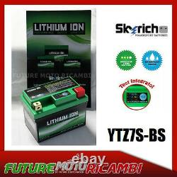 Skyrich Batterie au Lithium YTZ7S BS Moto Yamaha YFM 250 R Raptor 4D3 2008 2009
