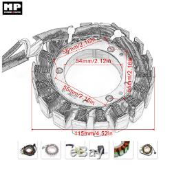 Stator d'Allumage Joint de Carter Adap Yamaha YFM 350 Raptor OEM 5FU-81410-00-00