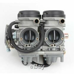 Wingsmoto Carburateur pour 2001-2005 Yamaha RAPTOR 660 660R YFM660 YFM 660R Carb