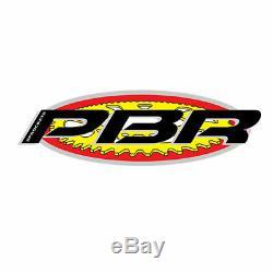 YAMAHA YFM660 RLE-S RAPTOR Ltd Ed. BLK 660 2004 chaîne pignon couronne set PBR