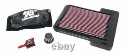YA-6601-T K&N Puissance Couvercle Pour Yamaha YFM660R Raptor 660