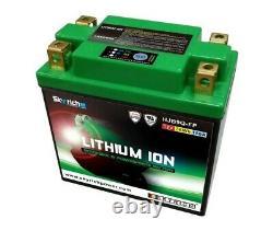 Yamaha 125-500 Sr / 125 Dte / 125 Majesty / Yfm 50-80 Raptor- Batterie Lithium L