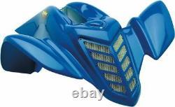 Yamaha YFM660R Raptor 01-05 Maier Standard Avant FENDER Bleu Foncé