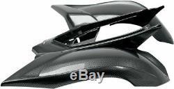 Yamaha YFM700R Raptor 06-12 Maier Standard Garde-Boue Arrière Fibre de Carbone