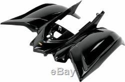Yamaha YFM700R Raptor 06-12 Maier Standard Garde-Boue Arrière Noir