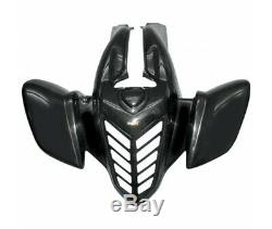 Yamaha Yfm 660 Raptor -garde Boue Avant- M18985bk