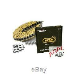 Yamaha Yfm 700 Raptor-06/17-kit Chaine 14/38 Afam-48013219
