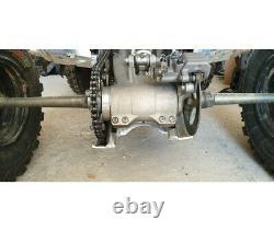 Yamaha Yfm 700 Raptor-06/18 Sabot De Protection Arriere-441905
