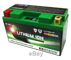 Yamaha Yzf R6 / 660 Xtx-xtr / Mt03 / Yfm 700 Raptor- Batterie Lithium Lt9b-bs Sk